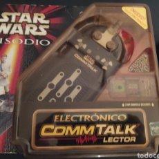 Figuras y Muñecos Star Wars: COMMTALK LECTOR. Lote 194978090