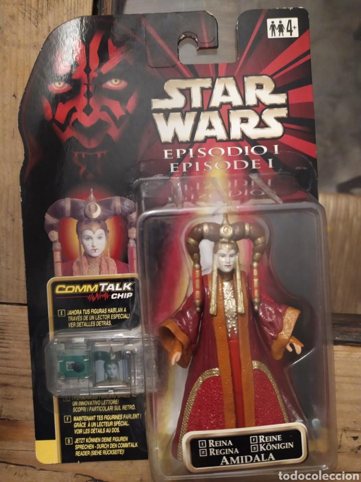 Figuras y Muñecos Star Wars: Amidala - Star Wars - Episodio I - Foto 2 - 194978171