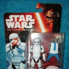 Figuras y Muñecos Star Wars: STAR WARS FIGURA FIRST ORDER STORMTROOPER TFA. Lote 195035035