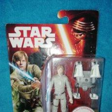 Figuras y Muñecos Star Wars: STAR WARS FIGURA LUKE SKYWALKER TFA. Lote 195035198