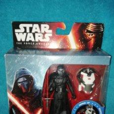 Figuras y Muñecos Star Wars: STAR WARS FIGURA KYLO REN TFA. Lote 195035811
