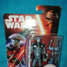 Figuras y Muñecos Star Wars: STAR WARS FIGURA FIRST ORDER INQUISITOR. Lote 195036013