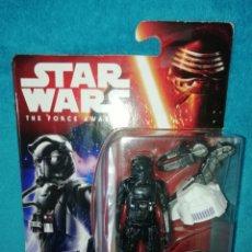 Figuras y Muñecos Star Wars: STAR WARS FIGURA FIRST ORDER TIE FIGHTER PILOT TFA. Lote 195036548
