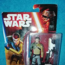 Figuras y Muñecos Star Wars: STAR WARS FIGURA KANAN JARRUS. Lote 195036695