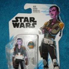 Figuras y Muñecos Star Wars: STAR WARS FIGURA SYWARA SAN RESISTANCE. Lote 195057461