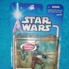 Figuras y Muñecos Star Wars: STAR WARS FIGURA JANGO FETT FINAL BATTLE #31 AOTC. Lote 195057597