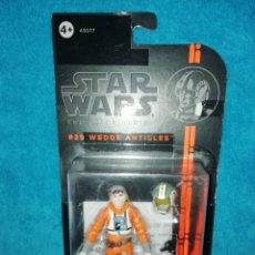 Figuras y Muñecos Star Wars: STAR WARS FIGURA WEDGE ANTILLES #29 TBS. Lote 195058268