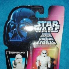 Figuras y Muñecos Star Wars: STAR WARS FIGURA STORMTROOPER POTF KENNER. Lote 195058335