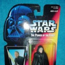 Figuras y Muñecos Star Wars: STAR WARS FIGURA LUKE SKYWALKER JEDI KNIGHT POTF KENNER. Lote 195058355