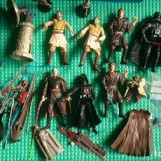 Figuras y Muñecos Star Wars: LOTE FIGURAS STAR WARS HASBRO 2005. Lote 195081525