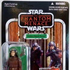 Figuras y Muñecos Star Wars: STAR WARS NABOO ROYAL GUARD. Lote 195092956