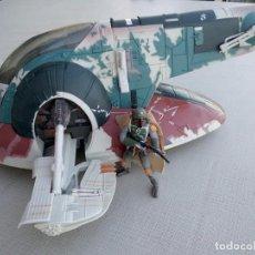 Figuras y Muñecos Star Wars: SLAVE I + BOBA FETT THE ORIGINAL TRILOGY COLLECTION 2004 (SIN CAJA). Lote 195100071