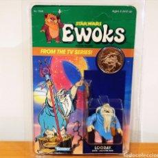 Figuras y Muñecos Star Wars: STAR WARS EWOK (SERIES). Lote 195154965