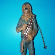 Figuras y Muñecos Star Wars: STAR WARS FIGURA CHEWBACCA CADENA. Lote 195216178