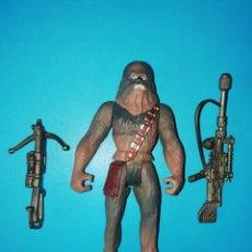 Figuras y Muñecos Star Wars: STAR WARS FIGURA CHEWBACCA POTF KENNER. Lote 195216300