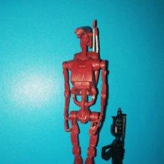 Figuras y Muñecos Star Wars: STAR WARS FIGURA BATTLE DROID. Lote 195239543