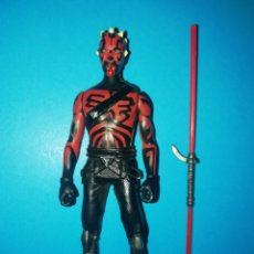 Figuras y Muñecos Star Wars: STAR WARS FIGURA DARTH MAUL. Lote 195239667