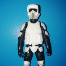 Figuras y Muñecos Star Wars: STAR WARS FIGURA SCOUT TROOPER. Lote 195240260