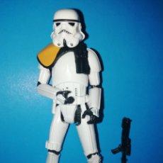 Figuras y Muñecos Star Wars: STAR WARS FIGURA SANDTROOPER OFFICER. Lote 195240307