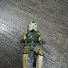 Figuras y Muñecos Star Wars: MOTORISTA STAR WARS PVC DIFICIL. Lote 195242367