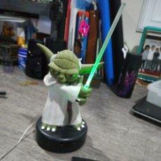 Figuras y Muñecos Star Wars: YODA STAR WARS 2014 LUCASFILM ZEON. Lote 195243000