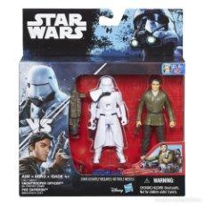 Figuras y Muñecos Star Wars: HASBRO B8612 - SNOWTROOPER & POE DAMERON. Lote 195270888