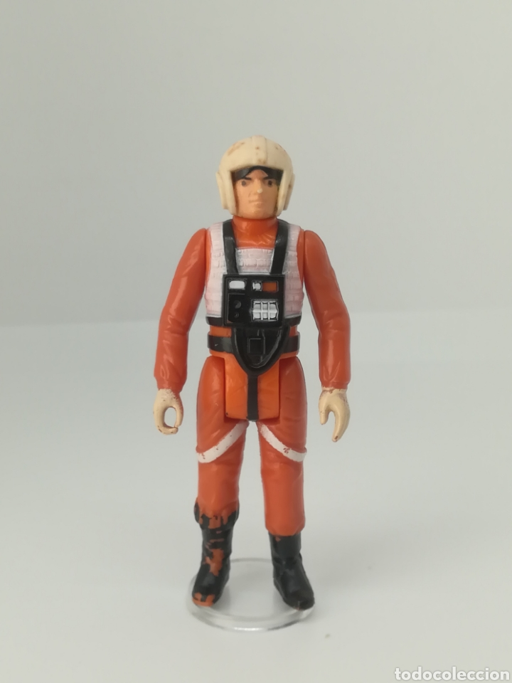STAR WARS LUKE PILOTO X WING POCH (Juguetes - Figuras de Acción - Star Wars)
