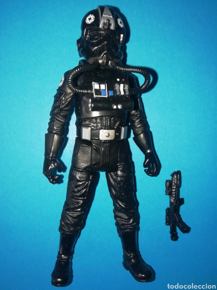 STAR WARS FIGURA TIE FIGHTER PILOT (Juguetes - Figuras de Acción - Star Wars)