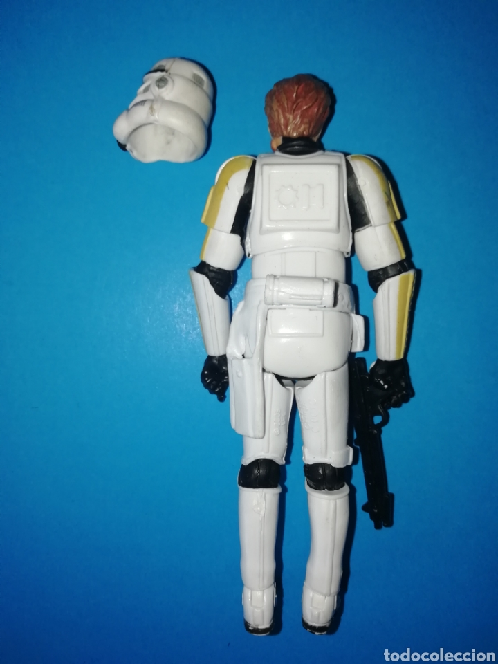 Figuras y Muñecos Star Wars: Star Wars figura Sargeant Harkas Joker Squad - Foto 2 - 195331560