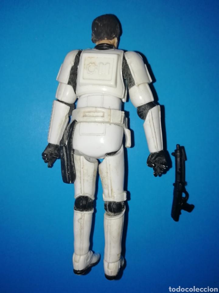 Figuras y Muñecos Star Wars: Star Wars figura Han Solo Stormtrooper - Foto 2 - 195331640