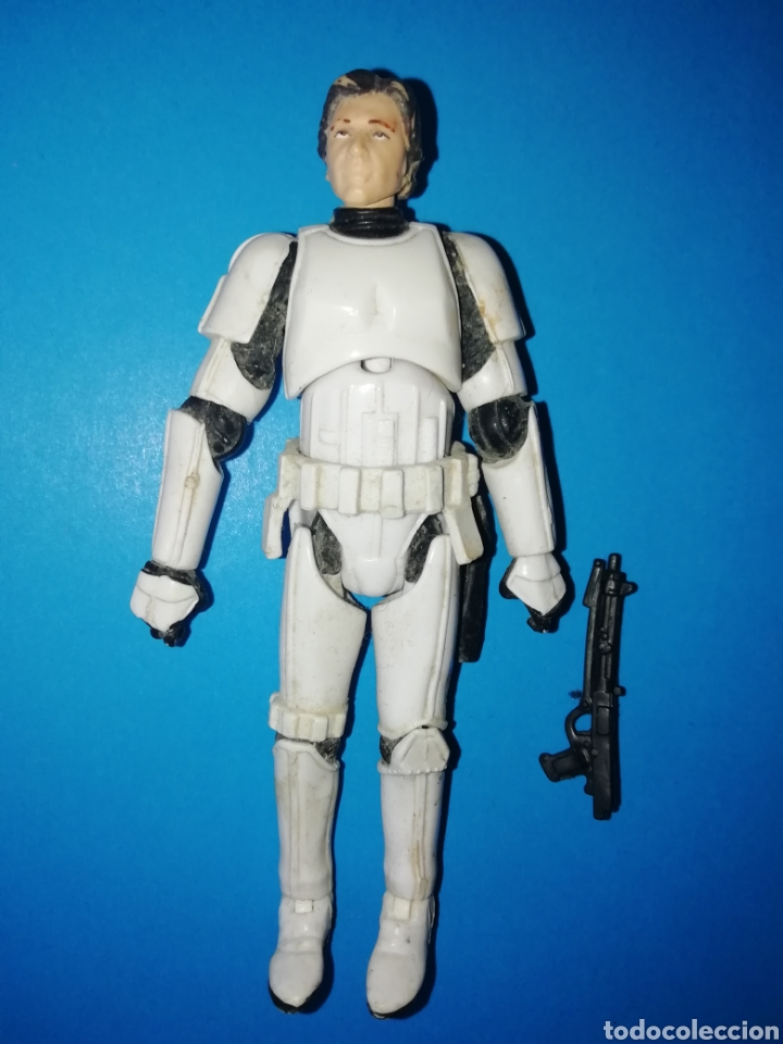 STAR WARS FIGURA HAN SOLO STORMTROOPER (Juguetes - Figuras de Acción - Star Wars)