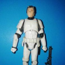 Figuras y Muñecos Star Wars: STAR WARS FIGURA HAN SOLO STORMTROOPER. Lote 195331640