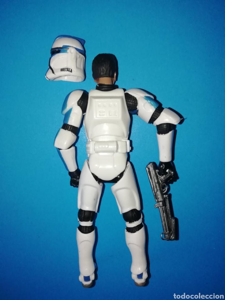 Figuras y Muñecos Star Wars: Star Wars figura Clone Trooper Tiin Collection - Foto 2 - 195331841