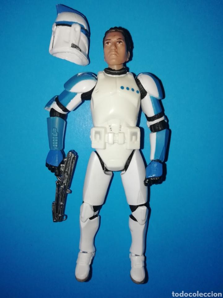 STAR WARS FIGURA CLONE TROOPER TIIN COLLECTION (Juguetes - Figuras de Acción - Star Wars)