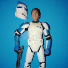 Figuras y Muñecos Star Wars: STAR WARS FIGURA CLONE TROOPER TIIN COLLECTION. Lote 195331841