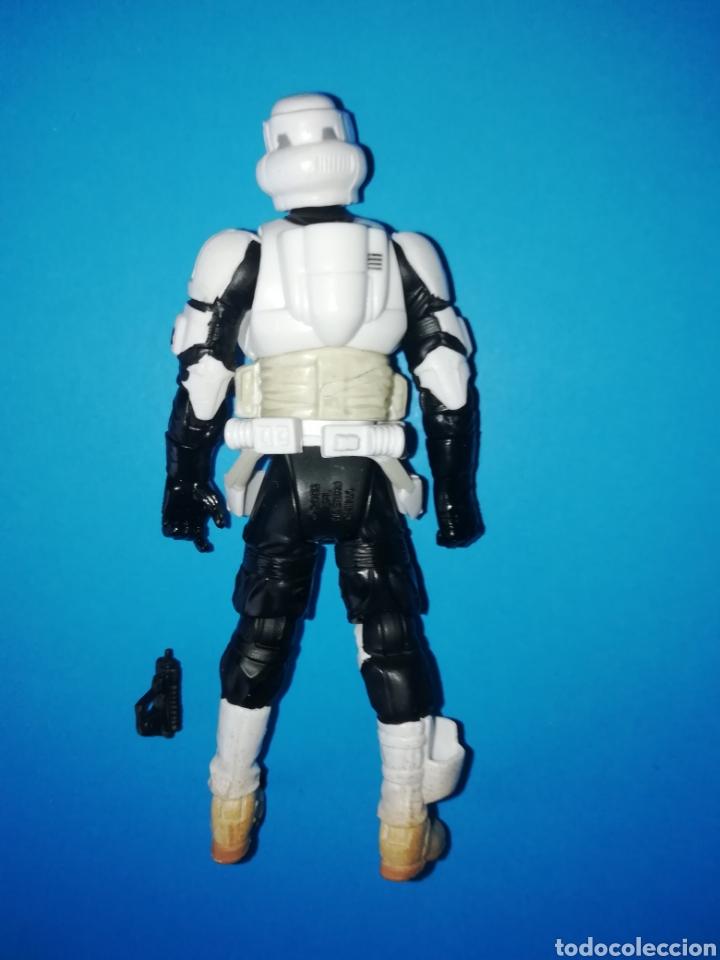 Figuras y Muñecos Star Wars: Star Wars figura Scout Trooper - Foto 2 - 195331911