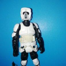 Figuras y Muñecos Star Wars: STAR WARS FIGURA SCOUT TROOPER. Lote 195331911