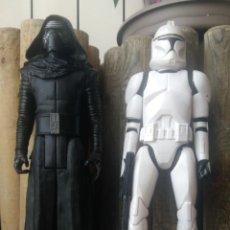 Figuras y Muñecos Star Wars: LOTE DOS FIGURAS STAR WARS HASBRO. Lote 195332898