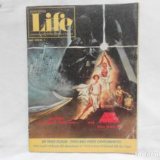 Figuras y Muñecos Star Wars: REVISTA OVERSEAS LIFE APRIL 1978 STAR WARS RARA. Lote 195371126