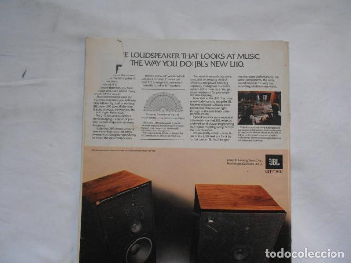 Figuras y Muñecos Star Wars: REVISTA OVERSEAS LIFE APRIL 1978 STAR WARS RARA - Foto 3 - 195371126