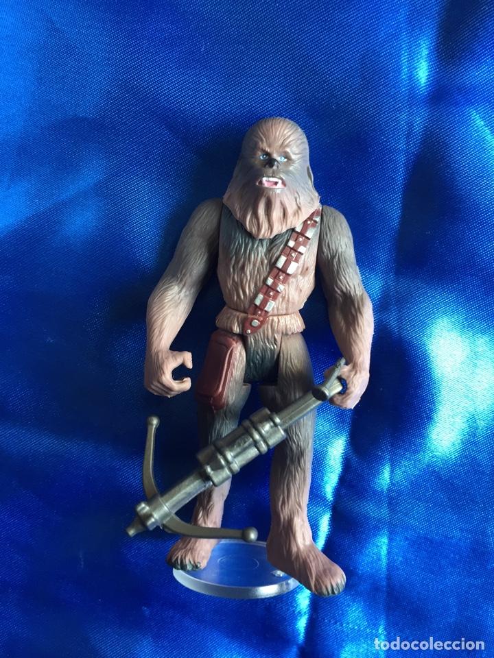 Figuras y Muñecos Star Wars: Star Wars Chewbacca 1995 Hasbro - Foto 3 - 195391803