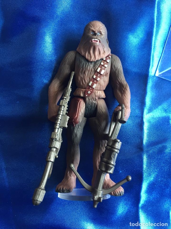 STAR WARS CHEWBACCA 1995 HASBRO (Juguetes - Figuras de Acción - Star Wars)