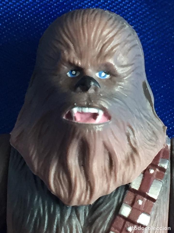 Figuras y Muñecos Star Wars: Star Wars Chewbacca 1995 Hasbro - Foto 2 - 195391803