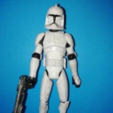 Figuras y Muñecos Star Wars: STAR WARS FIGURA CLONE TROOPER. Lote 195402965