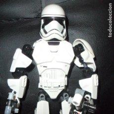 Figuras y Muñecos Star Wars: STORMTROOPER, LEGO BIONICLE 23CM. - STAR WARS - TROOPER FIRST ORDER. Lote 195448242