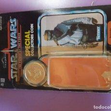 Figuras y Muñecos Star Wars: STAR WARS VINTAGE BARADA DE KENNER LAST 17 ORIGINAL. Lote 195492520