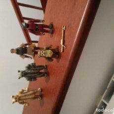 Figuras y Muñecos Star Wars: ANTIGUAS FIGURAS STAR WARS VINTAGE. Lote 195494550