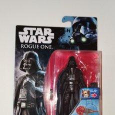 Figuras y Muñecos Star Wars: FIGURA STAR WARS ROGUE ONE DARTH VADER HASBRO. Lote 195581073