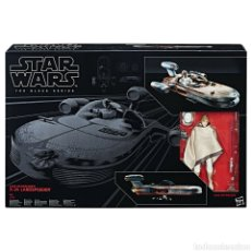 Figurines et Jouets Star Wars: X-34 LANDSPEEDER BLACK SERIES. Lote 196032827
