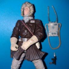 Figure e Bambolotti Star Wars: STAR WARS FIGURA HAN SOLO HOTH. Lote 196137197